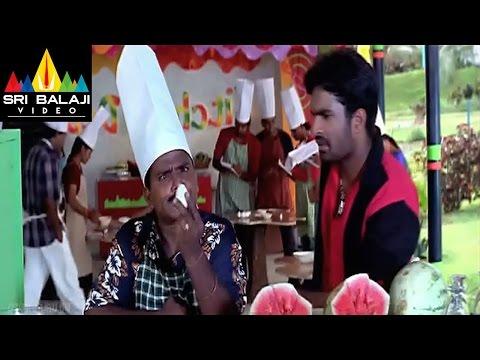 Pallakilo Pellikuthuru Movie Sunil and Venumadhav Comedy | Gowtam, Rathi | Sri Balaji Video