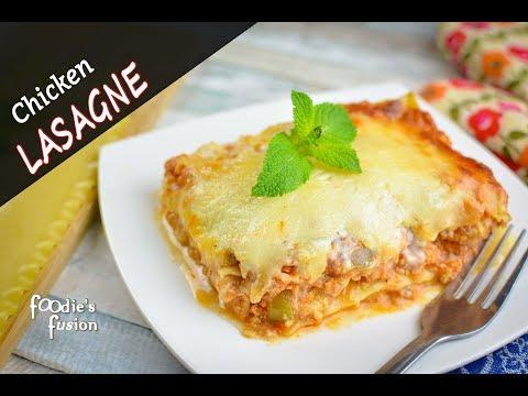 এই বছরের সবচেয়ে জনপ্রিয় রেসিপি চিকেন লাজানিয়া – সহজ নাস্তা  Chicken Lasagna Recipe Bangla  Lasagne