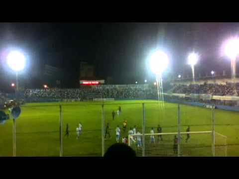 """PAYSANDU X SANTA CRUZ Campeonato Paraense 2014 2ª Rodada - Banda Alma Celeste e Paysandu Whatsapp"" Barra: Alma Celeste • Club: Paysandu"