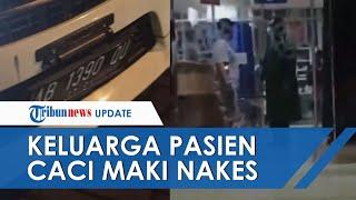 Viral Video 2 Pemuda Maki Nakes di IGD RSA UGM saat Bawa Wanita, Teriak Semua Pasien akan Mati