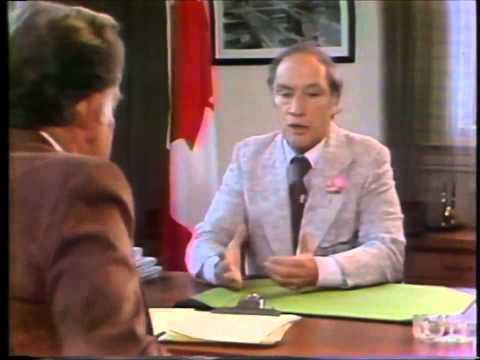 Pierre Trudeau Interview