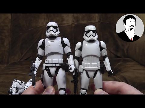 First Order Stormtrooper Figures | Ashens