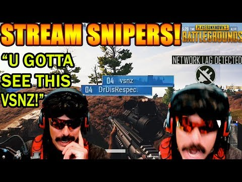 DrDisrespect REPORTS FLYING HACKERS & STREAM SNIPERS + Bans