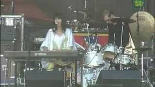 BAT FOR LASHES - The Bat's Mouth (live) DAYDREAM FESTIVAL
