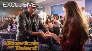 AGT Hopefuls Give It Their All In Charlotte - America's Got Talent 2018