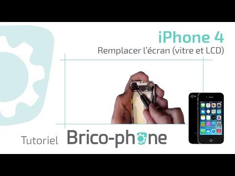 comment demonter iphone