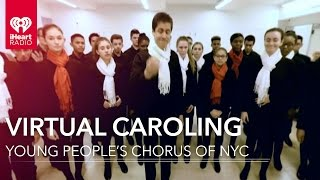 Young People's Chorus of NYC | Virtual Reality Caroling | Joy To The World + Deck The Halls