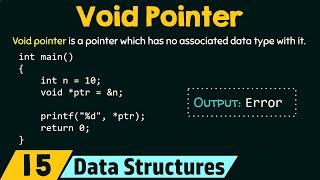 Understanding the Void Pointers