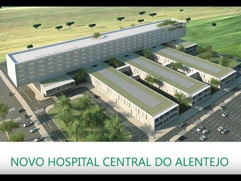 Novo Hospital Central do Alentejo trará importantes benefícios à...