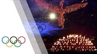 The Complete London 2012 Closing Ceremony | London 2012 Olympic Games