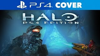 HALO PS4 EDITION (Speed Art Cover)