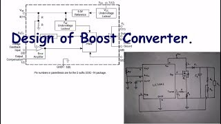 How to design a Boost Converter | Using LM3842