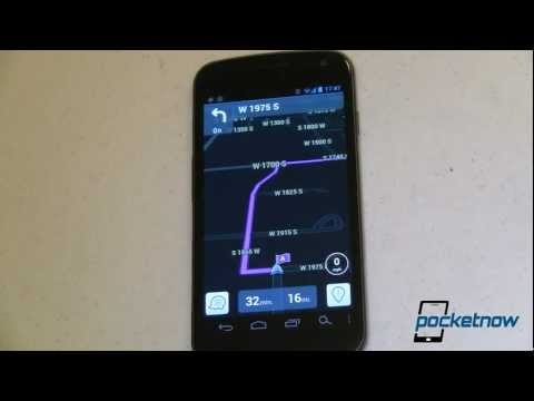 Waze Social GPS Maps & Traffic tutorial