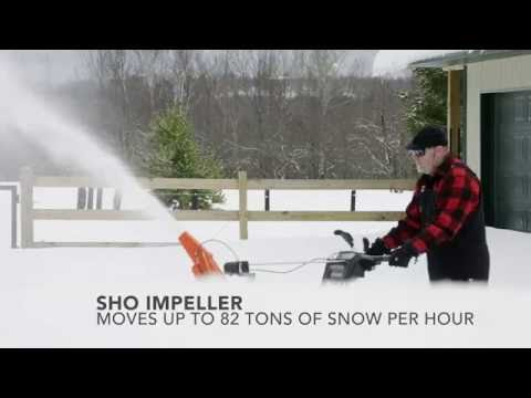 Ariens Platinum 24 SHO in Mineola, New York - Video 1