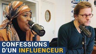 """Emery Doligé présente ses """"Confessions d'un influenceur"""" sur BeurFM"""
