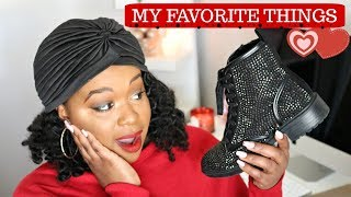 FALL-WINTER FAVORITES 2018 - Beauty, Fashion, Health | EyeCUGorgeous