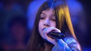 Голос Дети США 15.03.2018 Kayla, Sienna, Anisa - Потрясающее выступление!