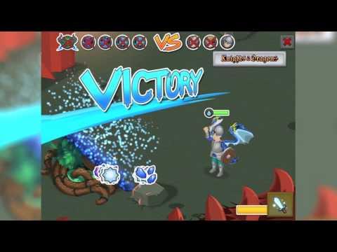 Vidéo Knights & Dragons – Jeu RPG