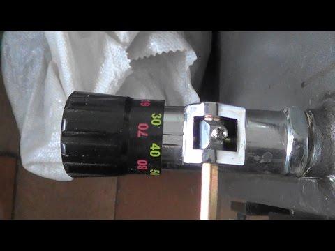 Установка и настройка регулятора тяги на твердотопливный котел
