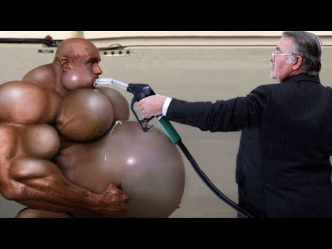 Le bodybuilding le président rossii