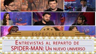 SPIDER-MAN UN NUEVO UNIVERSO - su éxito y la opinión de la gente saliendo del estreno - DE PELÍCULA