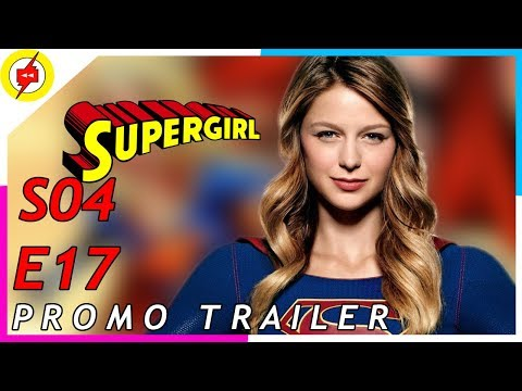 CW SUPERGIRL | S04E17 |  Promo Trailer | Episode : All About Eve