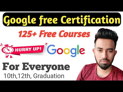 Free Google Courses Online with Certification    126 Free google ...