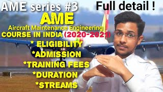 Way to become an AME   Full detail on AME course duration, 147  Which stream is good in AME course