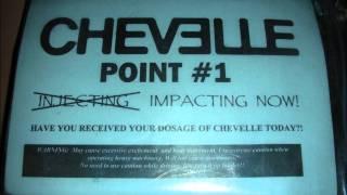 Chevelle-SMA live at Chicago, IL 1999.10.15