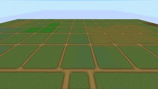 I gave 100 Minecraft players one chunk each to build anything