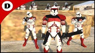 COMMANDER FOX'S BUNKER DEFENSE ~ Men of War: Star Wars Mod