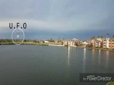 В Техасе заметили НЛО во время грозы