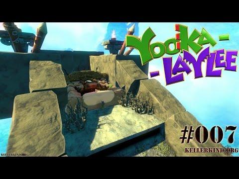 YOOKA-LAYLEE #7 – Und da fällt er! ★ Speedy plays Yooka-Laylee [HD|60FPS]