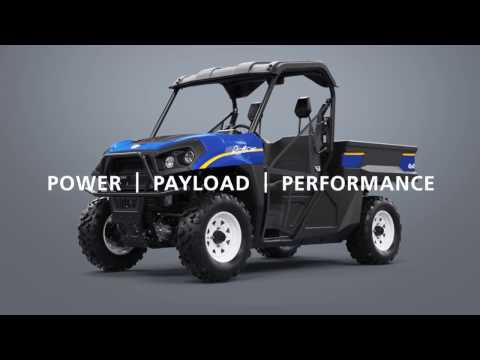 Introducing: New Holland Rustler 850