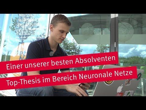 Einer unserer besten Absolventen: Johannes Reuter