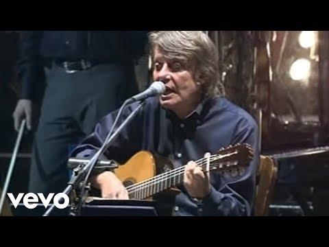 Fabrizio De André - Il pescatore (Live)