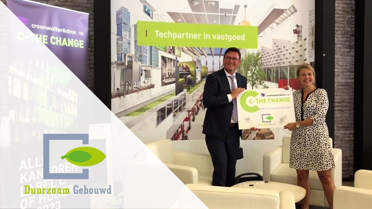 Video: Interview met nieuwe partner croonwolter&dros