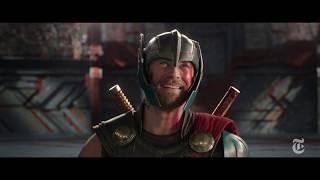 A Scene From 'Thor: Ragnarok' | Anatomy of a Scene - Video Youtube