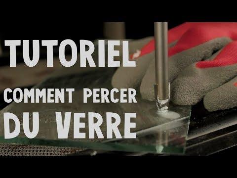 TUTORIEL - Comment percer du verre comment percer du verre ? - 0 - Comment percer du verre ?