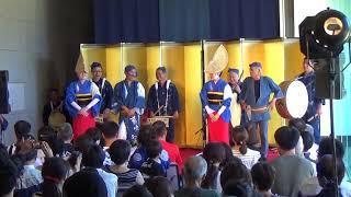 徳島阿波踊り20180814華麗なる技の競演2藍吹雪徳島城博物館