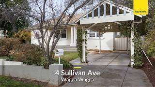 4 Sullivan Avenue, Wagga Wagga