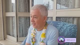 Чайтанья Чандра Чаран дас - ШБ 7.1.28-29 Искренность – критерий успеха