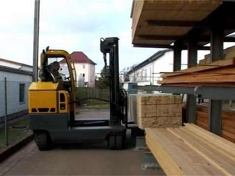 Multidirectional Forklift | Baumann FOXX