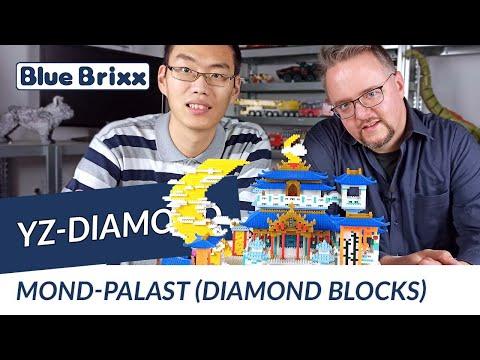 Moon Palace (diamond blocks)