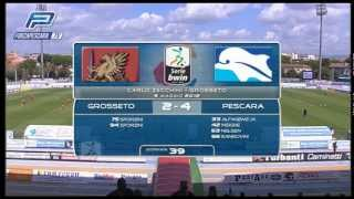 preview picture of video 'GROSSETO - PESCARA 2:4'