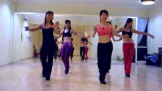 Line Dance -Cumbia Semana   ( July 09 )