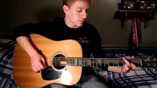 """Waitin' On A Woman"" by Brad Paisley - Cover by Timothy Baker"