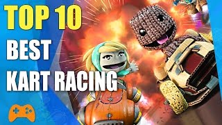 Top 10 Best Kart Racing Games