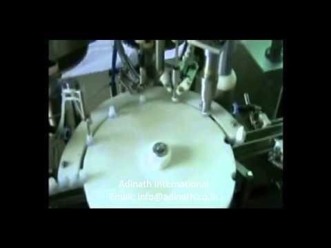 Automatic Eye Drop Filling Machine