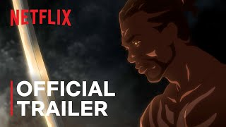 Yasuke Trailer